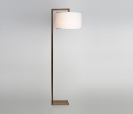 Ravello Floor Light Bronze Effect de Astro Lighting | Luminaires sur pied