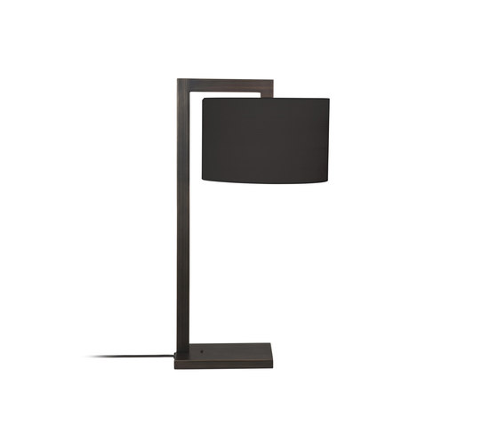 Ravello Table Light Switched Bronze Effect by Astro Lighting | Table lights