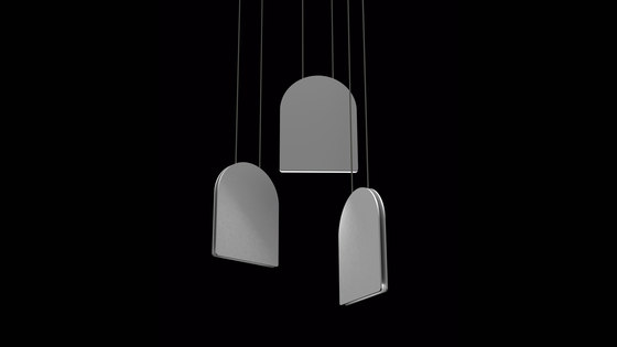thin by tossB | Suspended lights