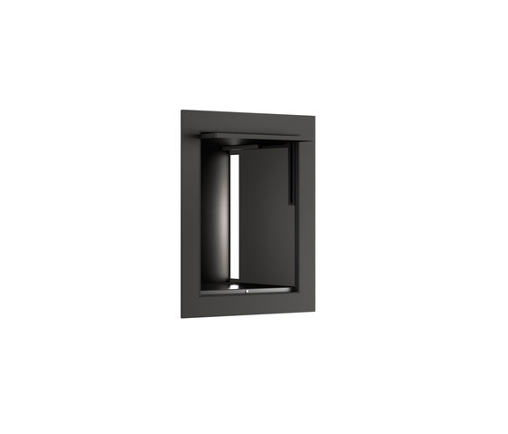 FURNITURE | Built-in storage cabinet | Nero by Armani Roca | Wall cabinets