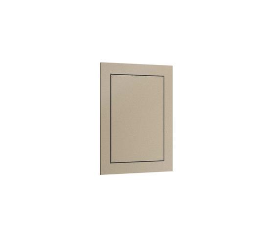Built-in storage cabinet | Greige von Armani Roca | Wandschränke