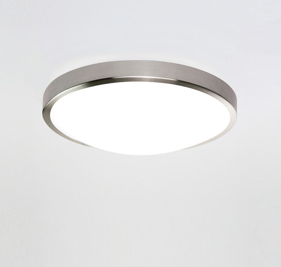 Osaka Sensor Matt Nickel di Astro Lighting | Lampade plafoniere