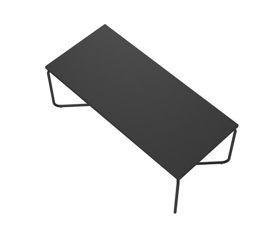 HELIOS Table system with foldable table base by Joval | Dining tables