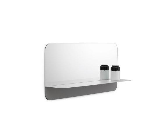 Horizon Mirror Horizontal by Normann Copenhagen | Mirrors