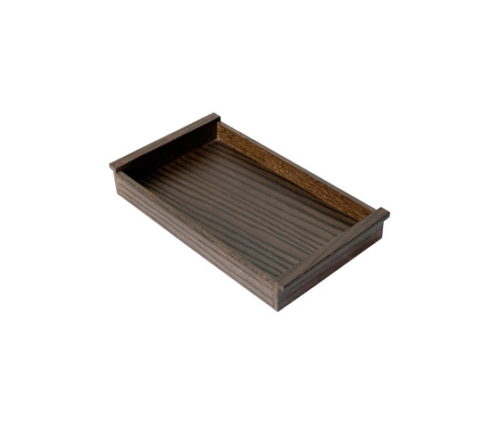 ACCESSORIES   Tray for large interior container by Armani Roca   Beauty accessory storage