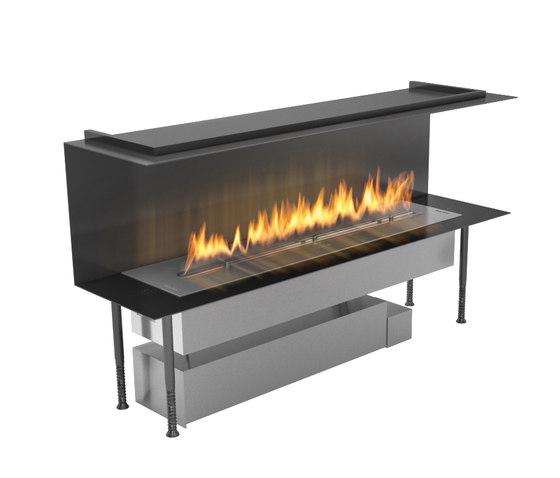 FLA3 XL by Planika   Fireplace inserts