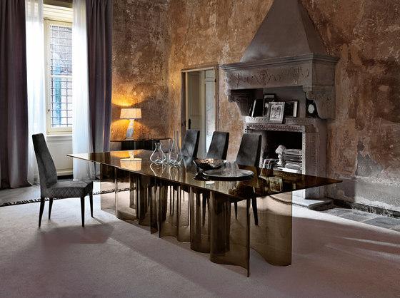 ARABESQUE by Fiam Italia | Dining tables