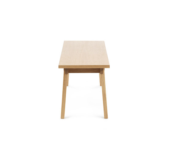 Slice Vol. 2 Bench by Normann Copenhagen | Waiting area benches