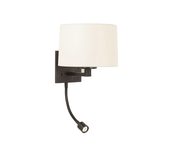 Azumi LED Classic Bronze Plated de Astro Lighting | Lámparas de pared