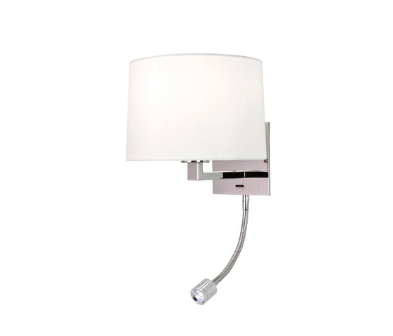 Azumi LED Classic Matt Nickel von Astro Lighting | Wall lights