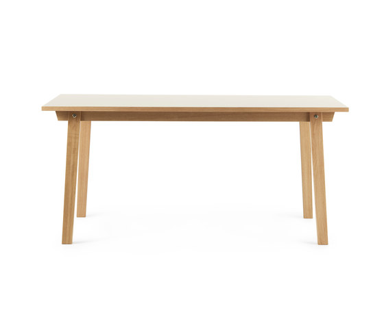 Slice Table 160 by Normann Copenhagen | Dining tables