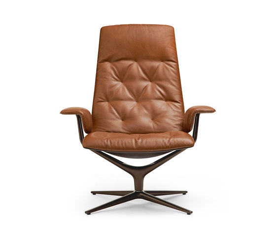 Healey Soft Armchair di Walter K. | Poltrone lounge