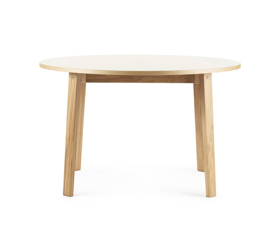 Slice Table 120 by Normann Copenhagen | Dining tables