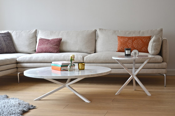 NEB Round Sofa Table by No Early Birds | Coffee tables