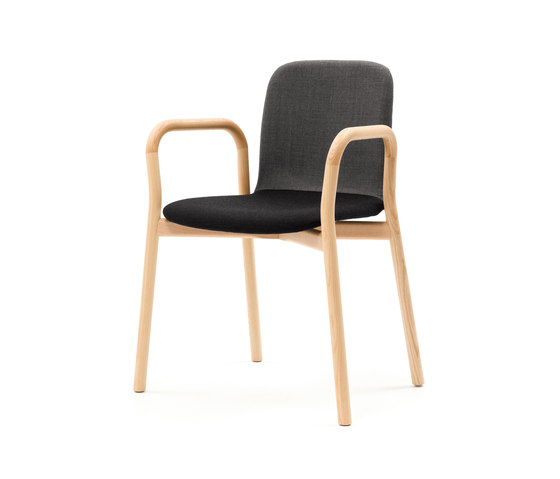 Two Tone Armchair by Discipline | Chairs