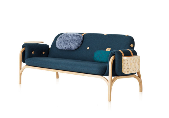 Button by Swedese | Lounge sofas