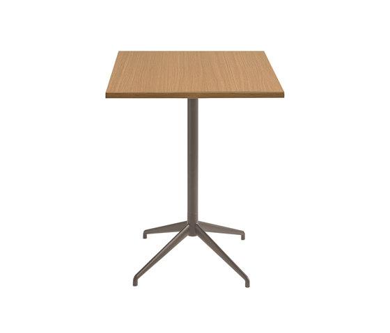Alis Square Table di Discipline | Tavoli alti