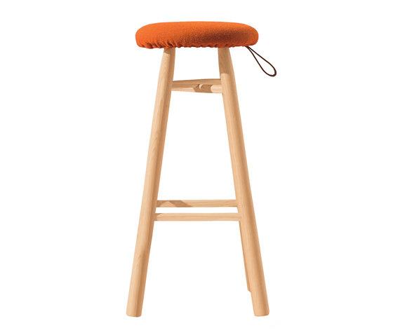 Tag Stool by Discipline   Bar stools