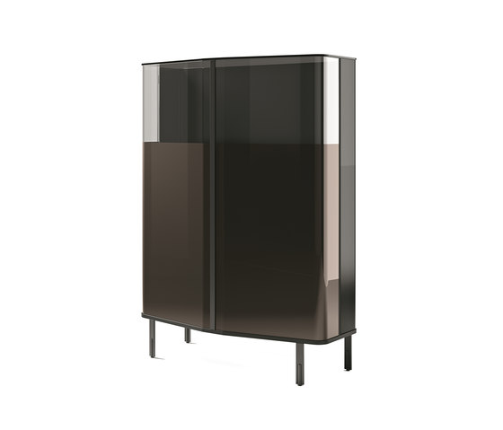 PLIE CUPBOARD by Fiam Italia | Display cabinets