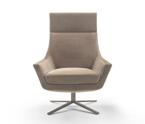 Joy High Armchair by Marelli | Lounge chairs