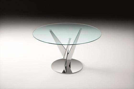 EPSYLON di Fiam Italia | Dining tables