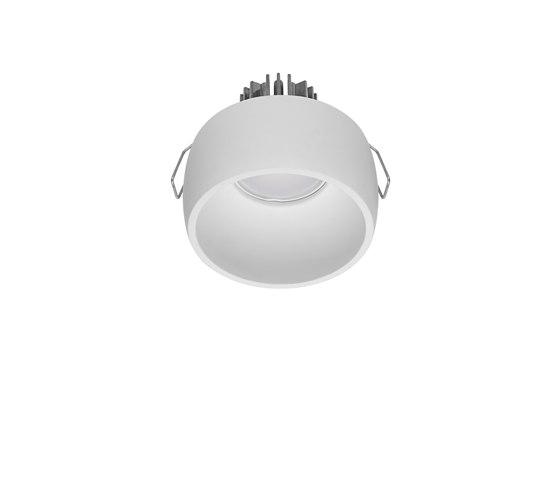 Gypsum_SR di Linea Light Group | Lampade parete incasso