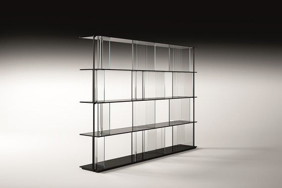 INORI FREESTANDING by Fiam Italia | Shelving modules