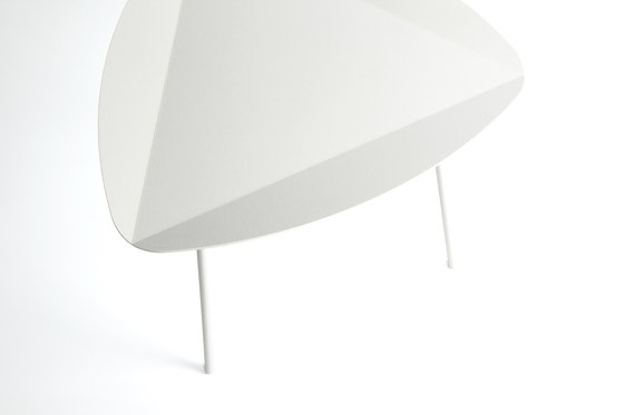 LEITO Tavolino da notte | Tre pezzi di Joval | Tavolini alti