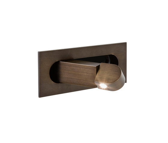Digit Bronze Plated by Astro Lighting | Wall lights