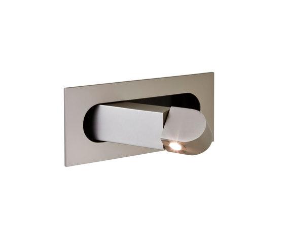 Digit Matt Nickel di Astro Lighting | Lampade parete