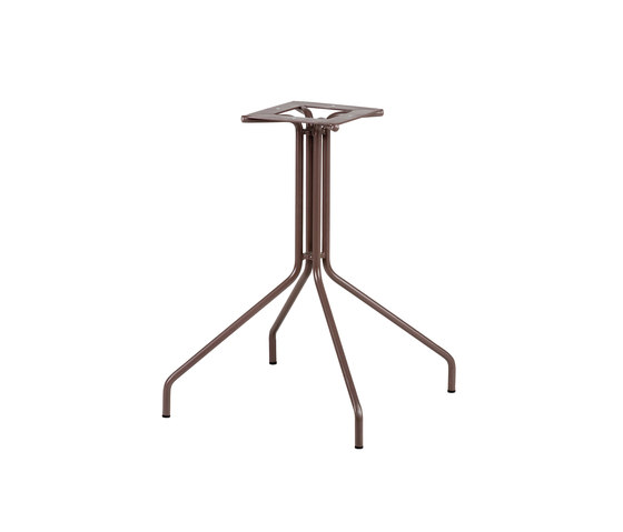 Weave Table Base 4 legs de Point | Tréteaux