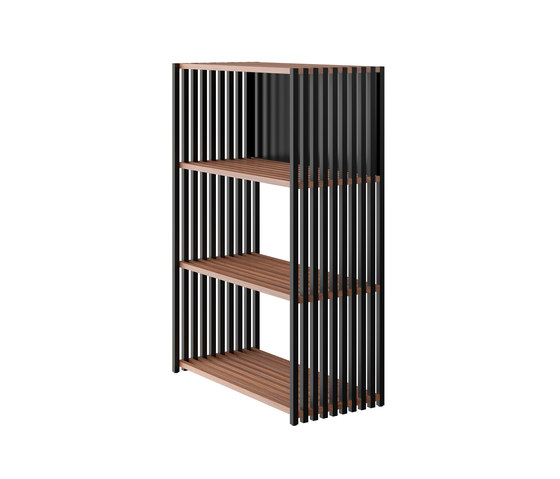 REBAR Foldable Shelving System Shelf 3.0 by Joval | Bath shelving