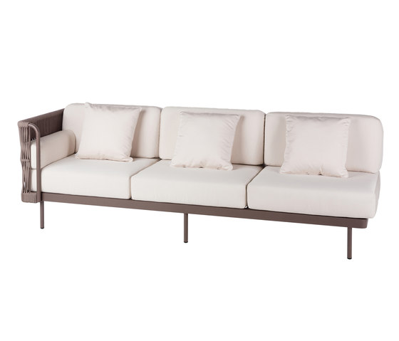 Weave Modular 3 right arm by Point | Sofas