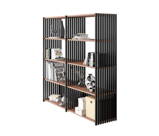 Rebar Foldable Shelving System Shelf 4.4 by Joval | Bath shelving