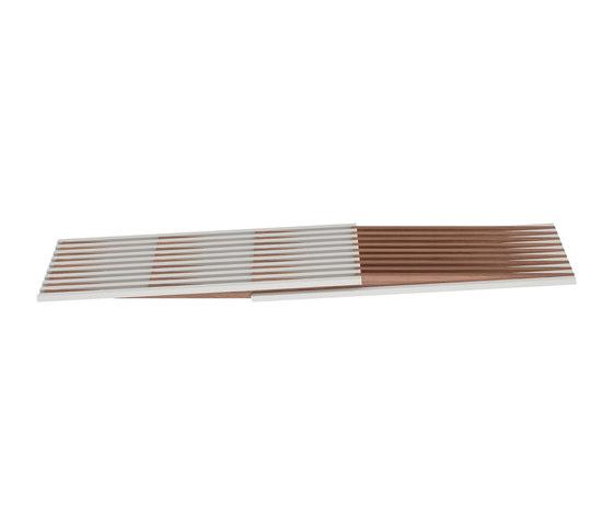 REBAR Foldable Shelving System Shelf 3.0 by Joval | Bath shelving