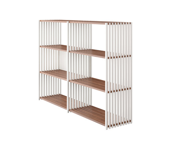 Rebar Foldable Shelving System Highboard 3.3 by Joval | Bath shelving