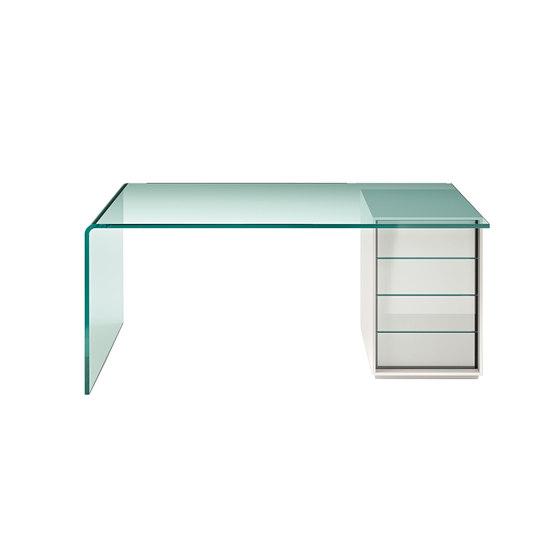 RIALTO L by Fiam Italia | Desks