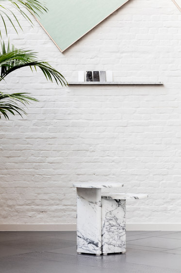 Side Table von Van den Weghe | Beistelltische