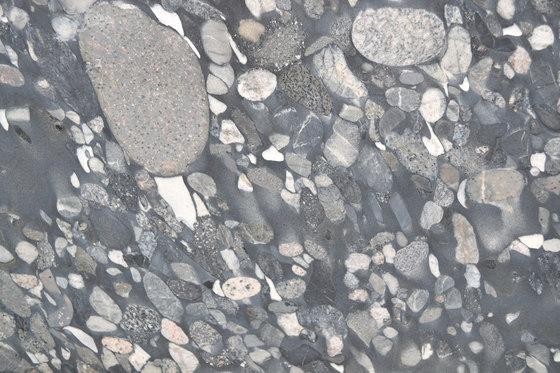 Material Marinace Black de Van den Weghe | Panneaux en pierre naturelle