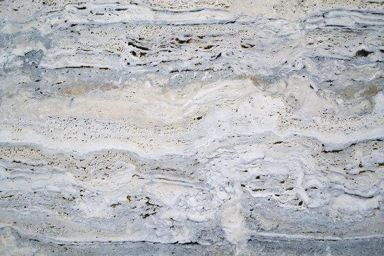 Material Travertino Grigio de Van den Weghe | Planchas de piedra natural