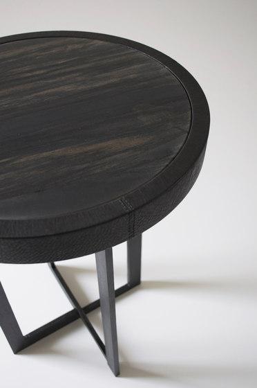 Point Noir Furniture von Van den Weghe   Beistelltische
