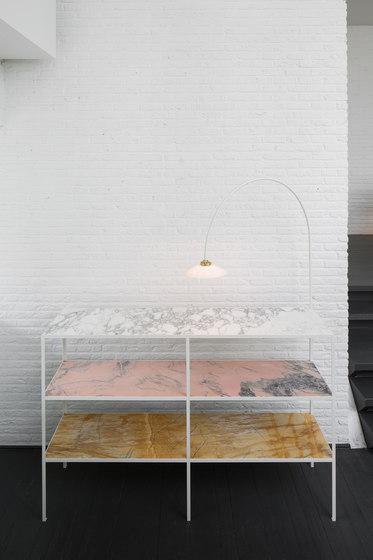 Rack + Light di Van den Weghe   Credenze