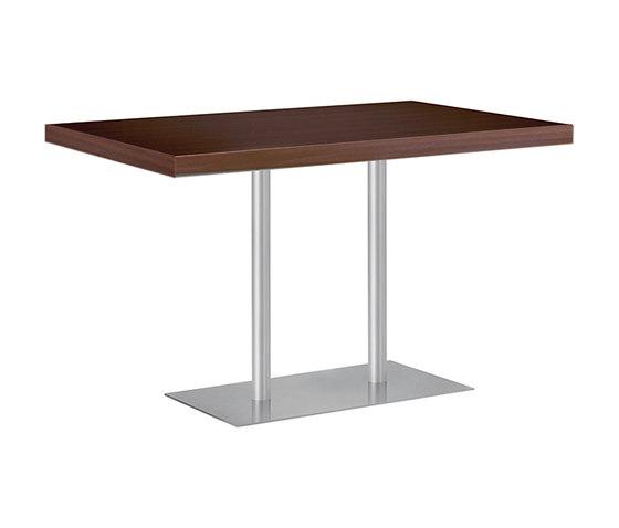 MT 499 T de mETALmobil | Tables collectivités