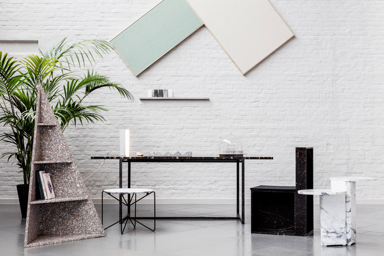 Side Table de Van den Weghe | Mesas auxiliares