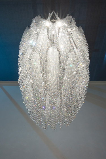 Burj by Manooi | Suspended lights