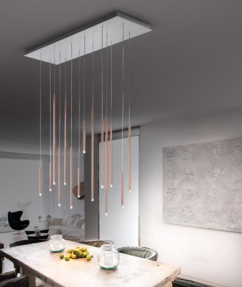A-Tube Nano by Studio Italia Design | Suspended lights