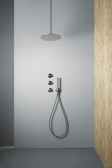 Ottavo   Thermostatic mixer set by Quadro   Shower controls