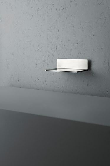 Shower |  Bocca erogazione a parete di Quadro | Rubinetteria vasche
