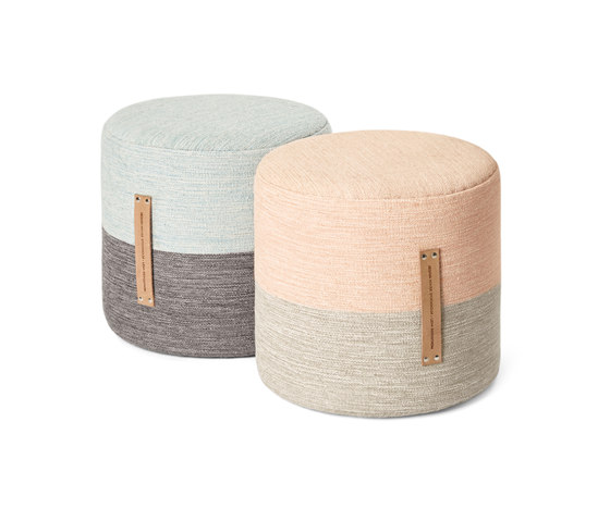 Fields | Stool di Design House Stockholm | Pouf
