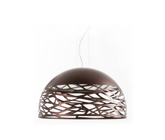 Kelly dome by studio italia design suspended lights